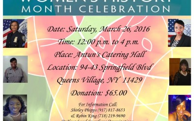 Grand Council of Guardians 2016 Women's History Celebration