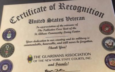 Veteran's Event – March 25, 2017